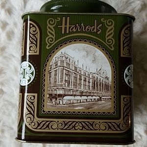 TIN Harrods Blend No 14 Tea Tin